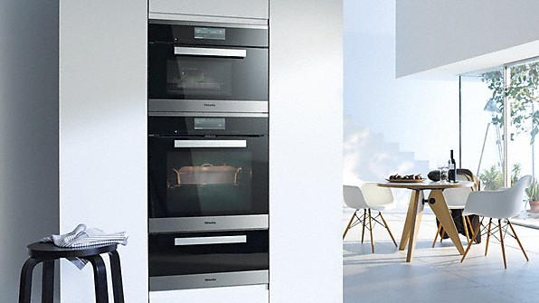 Miele Baking And Steam Cooking Made Easy