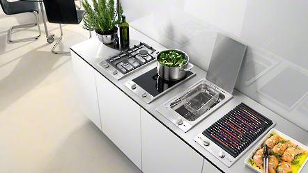 Miele Hobs and CombiSets